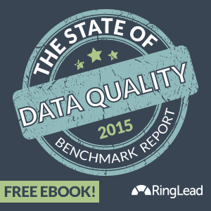 data quality benchmark report