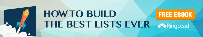 Text Banner : List Building