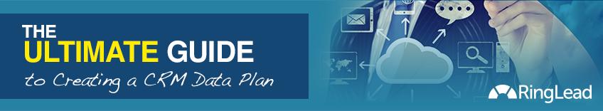 CRM Data Plan