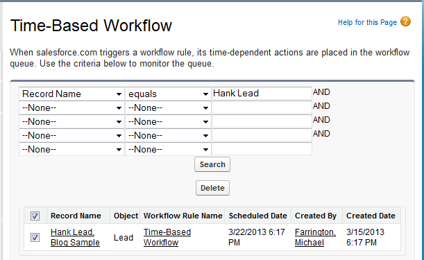 Fix Time-Based Salesforce Workflow Errors Preventing Lead Conversion