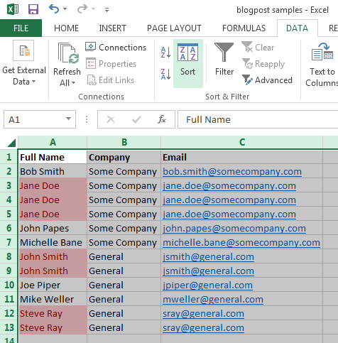 Conditional Formatting 8
